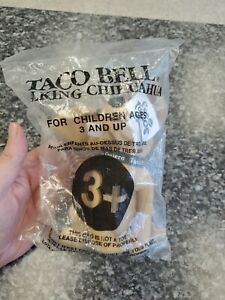 "Vintage 1998 Taco Bell Chihuahua Dog ""Yo Quiero Taco Bell"""