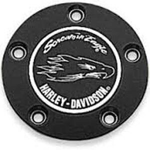 Harley-Screamin-Eagle-OEM-Original-Timer-Sensor-cover-Softail-Touring-Dyna-USA