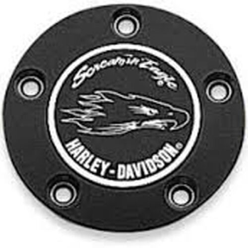 Harley Screamin Eagle OEM Original Timer Sensor cover Softail Touring Dyna USA