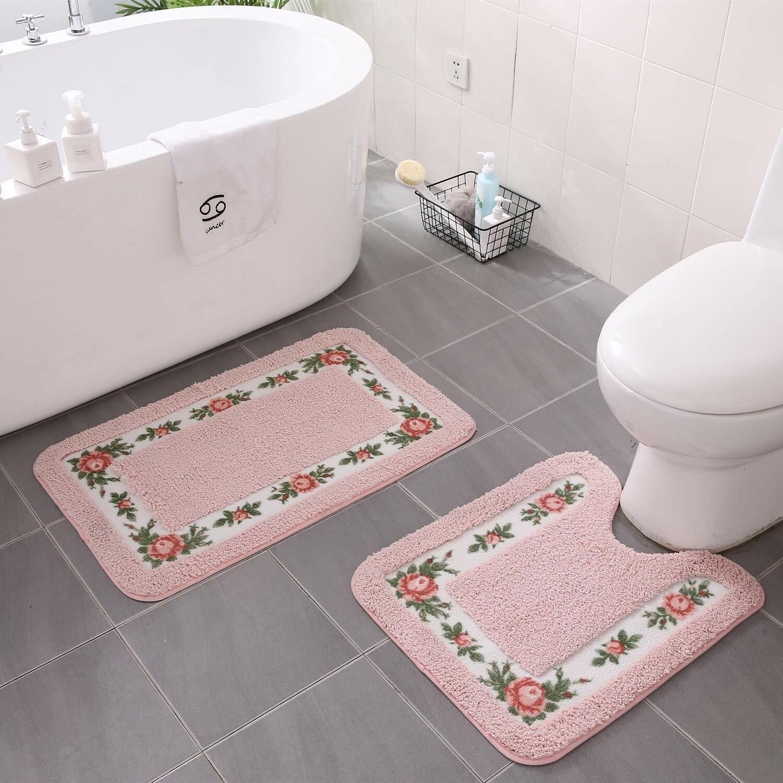Maples Rugs Bathroom Colorsoft 3pc