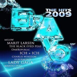Bravo-The-Hits-2009-Lady-Gaga-Black-Eyed-Peas-Agnes-Gossip-Mando-Di-2-CD
