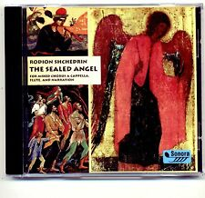 """RODION SHCHEDRIN,""""THE SEALED ANGEL"""" LORNA COOK DEVARON, 1998,SONORA SO22582CD"""