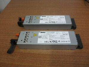 Lot-of-2-Dell-Poweredge-R610-502W-SERVER-Power-Supply-A502P-00-0J38MN