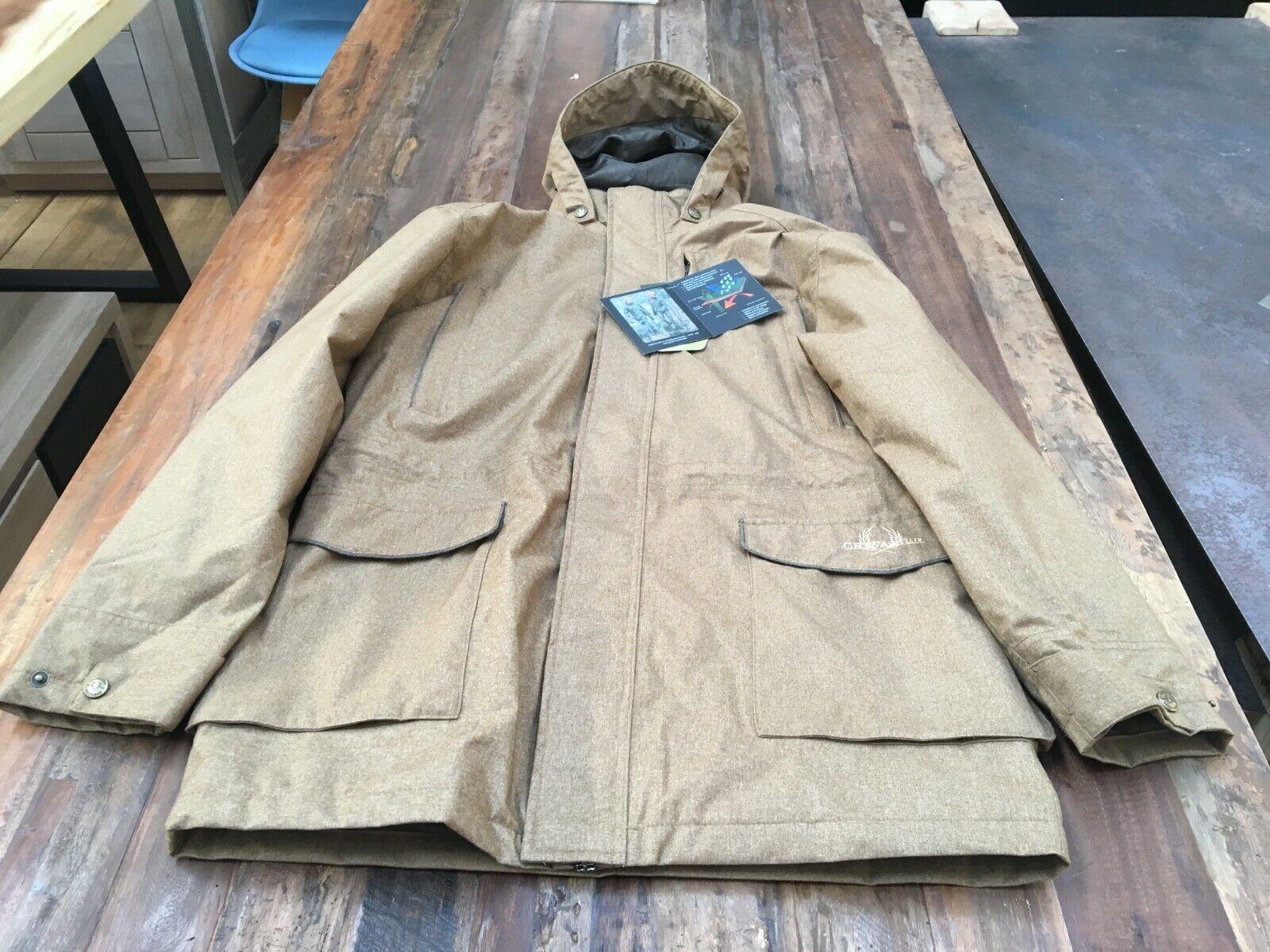 Manteau de chasse homme Chevalier Waterfowl chevalite LP Coat 3981B Talla XL