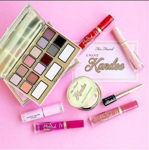 NEW-I-WANT-KANDEE-TOO-FACED-COLLECTION-PICK-1-NIB-100-ORIGINAL