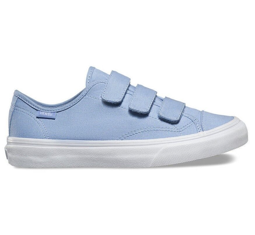 VANS Prison WOMEN'S Issue (Canvas/Suede) Serenity Blau WOMEN'S Prison SIZE 7 3389e2