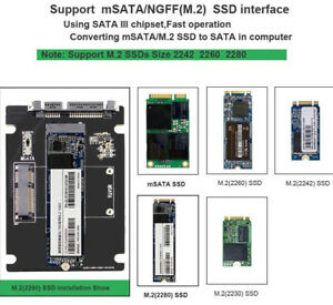 2-in-1-mSATA-to-SATA-NGFF-M-2-to-SATA3-Adapter-Converter-Card-SSD-for-Laptop-PC