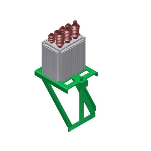 Viessmann 4105 piste h0 caténaire transformateur-set #neu en OVP #