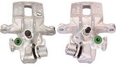 2x Mg Mg Zs 120 160 180 1.6 2.0 2001-2005 Pinze Freno Posteriore Con Disco 260m- Sentirsi A Proprio Agio