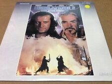 HIGHLANDER 2 THE QUICKENING LASERDISC  Sean Connery SEALED BRAND NEW