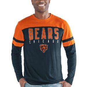 cc33a7325 Chicago Bears G-III NFL Playoff Long Sleeve Tee Adult Medium T-Shirt ...