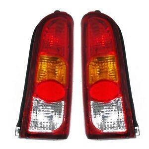 Suzuki-Carry-Van-GA413-Rear-Brake-Tail-Light-Set-Left-amp-Right-35650-77A00