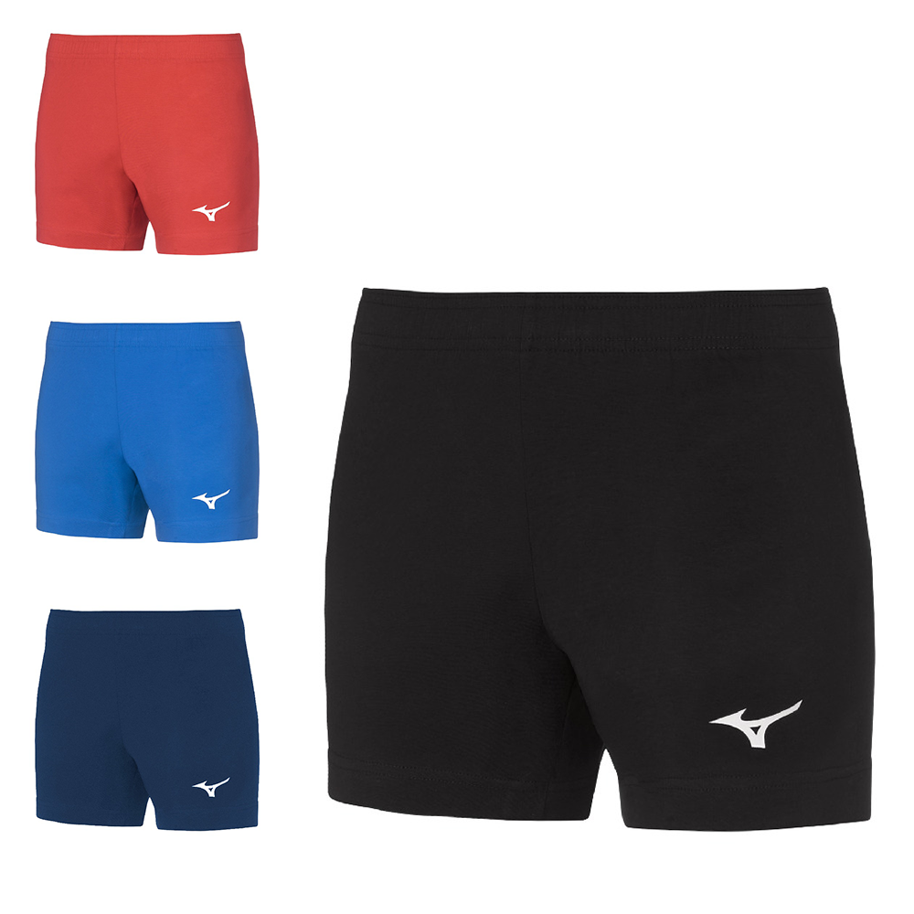 SET 7 PEZZI - PALLAVOLO - MIZUNO TEAM HIQ TRAD SHORT WOS  -V2EB7204 - VOLLEY