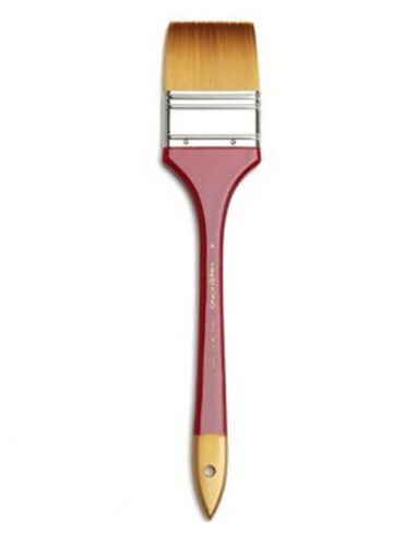 HwaHong Back Ground Painting Brush Excellent for Oil painting And Watercolor