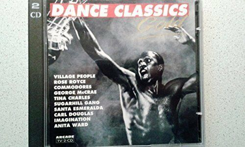 Dance Classics Gold Village People, Rose Royce, Lime, Boys Town Gang, A.. [2 CD]