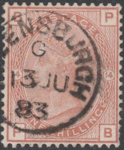 1881-SG163-1s-ORANGE-BROWN-PLATE-14-VERY-FINE-USED-HELENSBURGH-CDS-PB