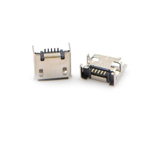 20x Micro USB Typ B Buchse 5Pin DIP Buchse Anschlussbuchse Best HQ