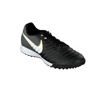 new product 7557d 1e950 Das Bild wird geladen Nike-Fussballschuhe-TIEMPO-LIGERA-IV-TF -Herren-Multinocken-