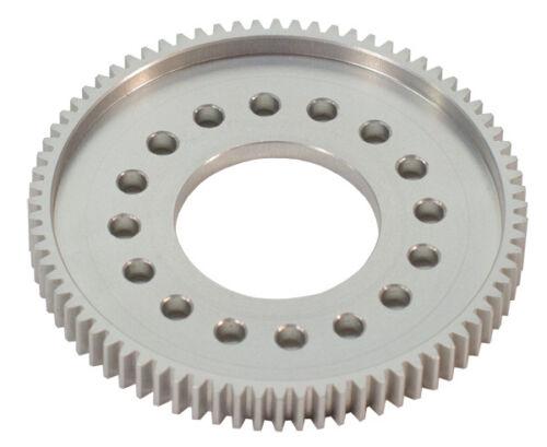 """Actobotics 32P 76T Aluminum Hub Gear #615222 1/"""" bore"""