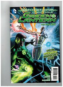 GREEN-LANTERN-20-1st-Printing-Jessica-Cruz-The-New-52-2013-DC-Comics