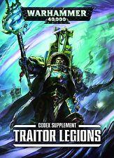 [S] Codex Supplement: Traitor Legions /ENGLISH/ - NEW SOFTBACK