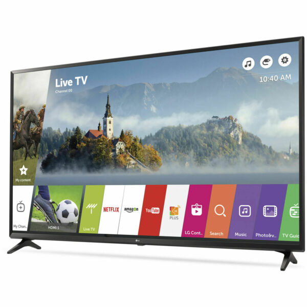 "LG 49UJ6300 49"" 2160p 4K Ultra HD LED Smart TV for sale online | eBay"