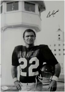 Burt-Reynolds-Hand-Signed-autographed-10x14-Photo-Longest-Yard-JSA-COA