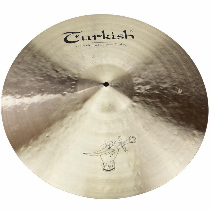 TURKISH CYMBALS Becken 22  Ride Lale Kardeş bekken cymbale cymbal 2490g