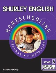 Shurley-English-Homeschooling-Grammar-Level-6-by-Shurley-English
