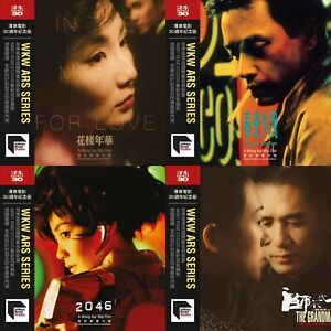 预订 王家卫 ARS 2046  泽东30周年纪念版 电影原声CD 王菲 春光乍洩 Faye Wong