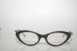 5d4c81f4a57a Image is loading True-Vintage-Raybert-Cateye-Eyeglasses-Frames-Colier-68-