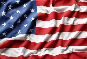 Wandsticker-Aufkleber-Deko-Flagge-Amerikanischer-4571-25-Groesse