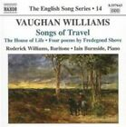 Vaughan Williams: Songs of Travel (CD, Oct-2005, Naxos (Distributor))