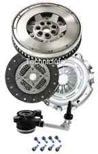 DUAL MASS TO SINGLE FLYWHEEL, CLUTCH KIT, CSC FOR RENAULT MEGANE II 1.9DCI DCI