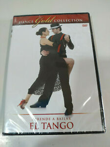 Learn-to-Dance-the-Tango-Dance-Gold-Collection-DVD-Spanish-Region-all-New