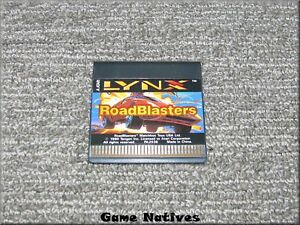 RoadBlasters-Atari-Lynx-Game-Only-FREE-SHIPPING