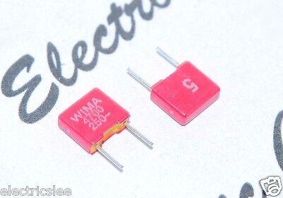 300Vac 10/% pitch:10mm RFI Capacitor 10pcs-WIMA MKP-Y2 4700P 4700PF 4,7nF 4.7nF