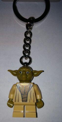Baukästen & Konstruktion LEGO® Star Wars™ Schlüsselanhänger 853449 Yoda 2015  Neu Keychain Figur  6104679