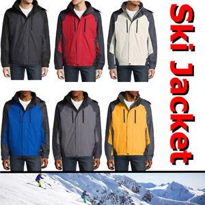 New Zeroxposur Insulated Winter Coats Mens Ski Jacket Ebay
