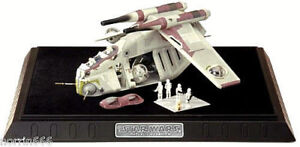 Réplique de Gunship de Star Wars Republic à l'échelle 1:58 par Code3