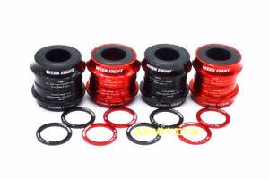 Pressfit Bottom Bracket BB30// PF30 BB Bottom Bracket To 24M Adapter Reducer New