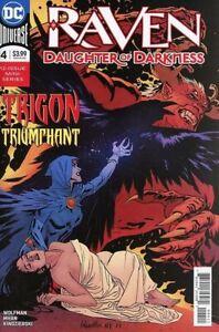 Raven-Daughter-of-Darkness-2017-Ltd-4-Near-Mint-NM-DC-Comics-MODERN-AGE