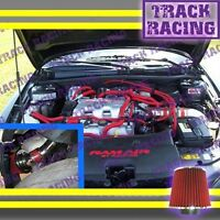 1997 1998 1999 2000 2001 2002 2003 Chevy Malibu 3.1l V6 Cold Air Intake Red 3pc