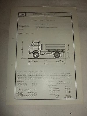 Ddr & Ostalgie Business & Industrie PräZise Ddr Kult Reklame Prospekt Datenblatt Dreiseitenkipper Lkw W 50 L/k Veb Ifa 1981 Bestellungen Sind Willkommen.
