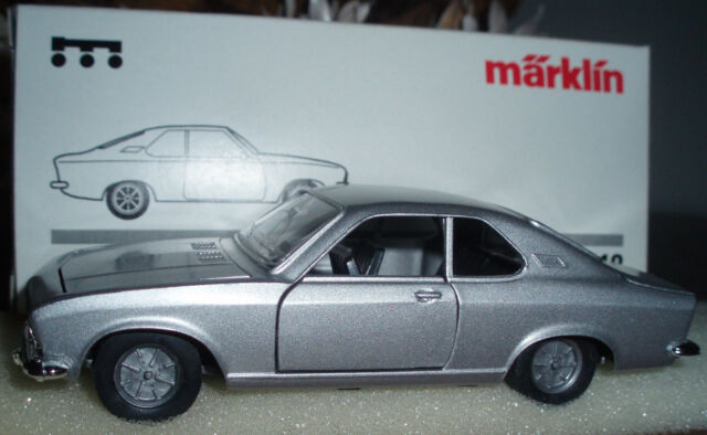 Marklin 1993 Special MHI Edition 1:43 GM Opel Manta die-cast Car RAK 1818 MiB