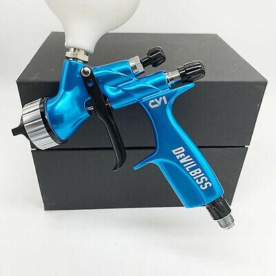 Devilbiss Neptune 110B 1.3mm Nozzle Professional Spray Gun Cars Paint