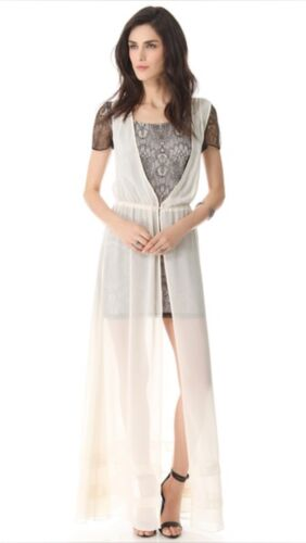 Superbe Alice Taille Pirouette Rrp495 Robe Temperley 14 Bnwt hQrdCxBts