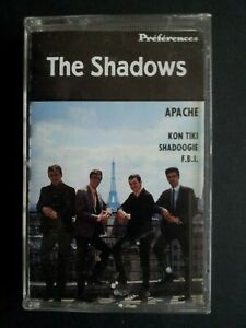 THE-SHADOWS-Apache-Cassette-Audio-1991