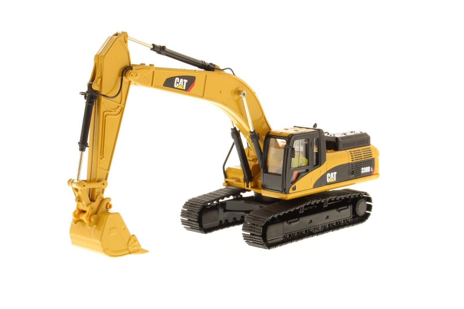 Caterpillar® 1 50 scale Cat 330D L Hydraulic  Excavator - Diecast Masters 85199  en ligne pas cher