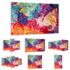 GLASS PRINTS Picture WALL ART Woman Man Nude 30 SHAPES UK 2721